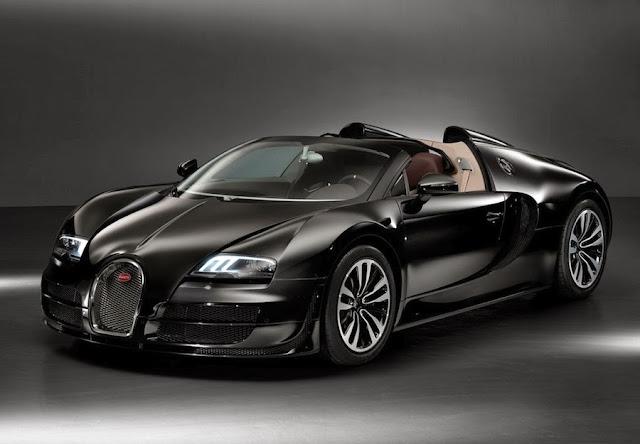 ヴェイロン16.4グランスポーツ VITESSE Jean Bugatti