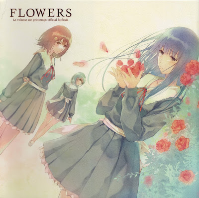 FLOWERS 春篇 夏篇 オフィシャルファンブック zip online dl and discussion