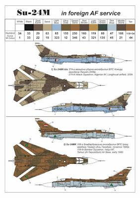 """Sukhoj Su-24M """"Fencer"""" picture 3"""