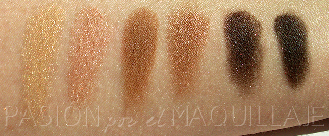 sombras nude The Balm