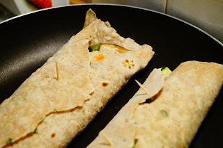 ricetta piadine integrali vegan