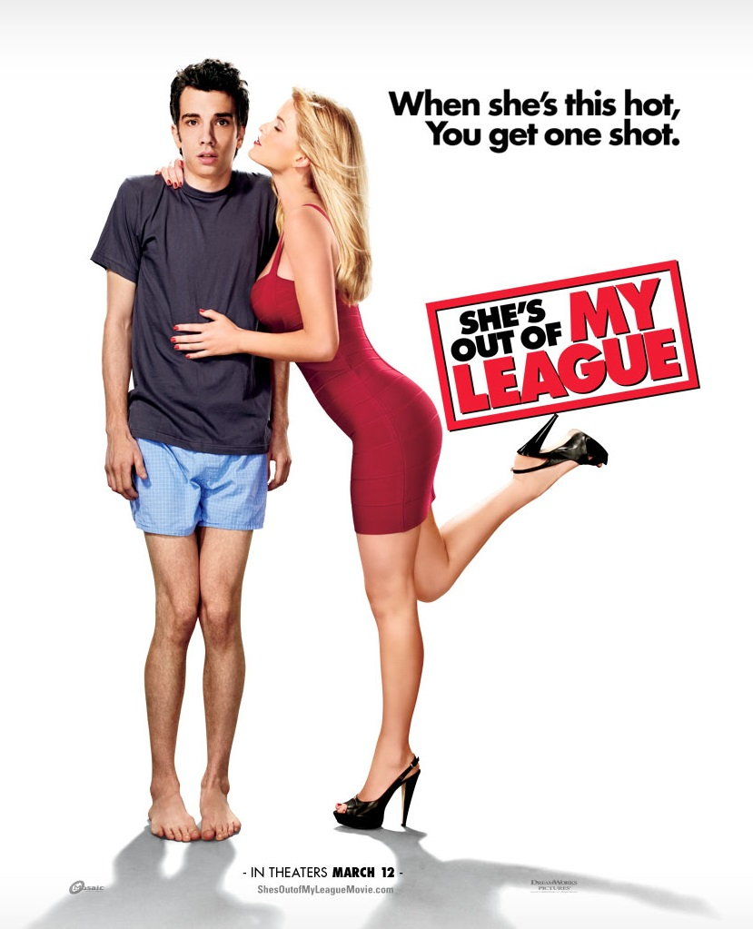 She's Out of My League (2010) ταινιες online seires xrysoi greek subs