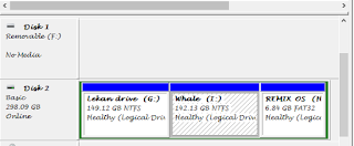 HOW A CREATE A NEW PARTITION ON WINDOWS WITHOUT LOOSING ANY FILE 6