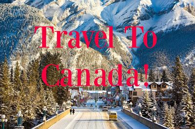 Bercadang untuk travel ke Canada
