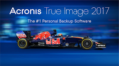 Source: Acronis. Acronis is a global partner for the Scuderia Toro Rosso Formula 1 Racing Team.