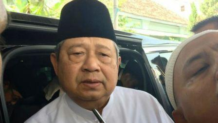 SBY: Saya Diadu Domba dengan Jokowi-Mega