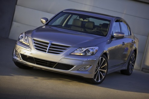 Car Overview: 2013 Hyundai Genesis R-Spec