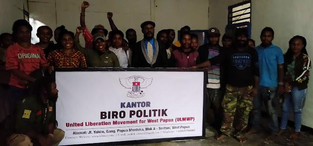 ULMWP Resmi Umumkan Kantor Biro Politik