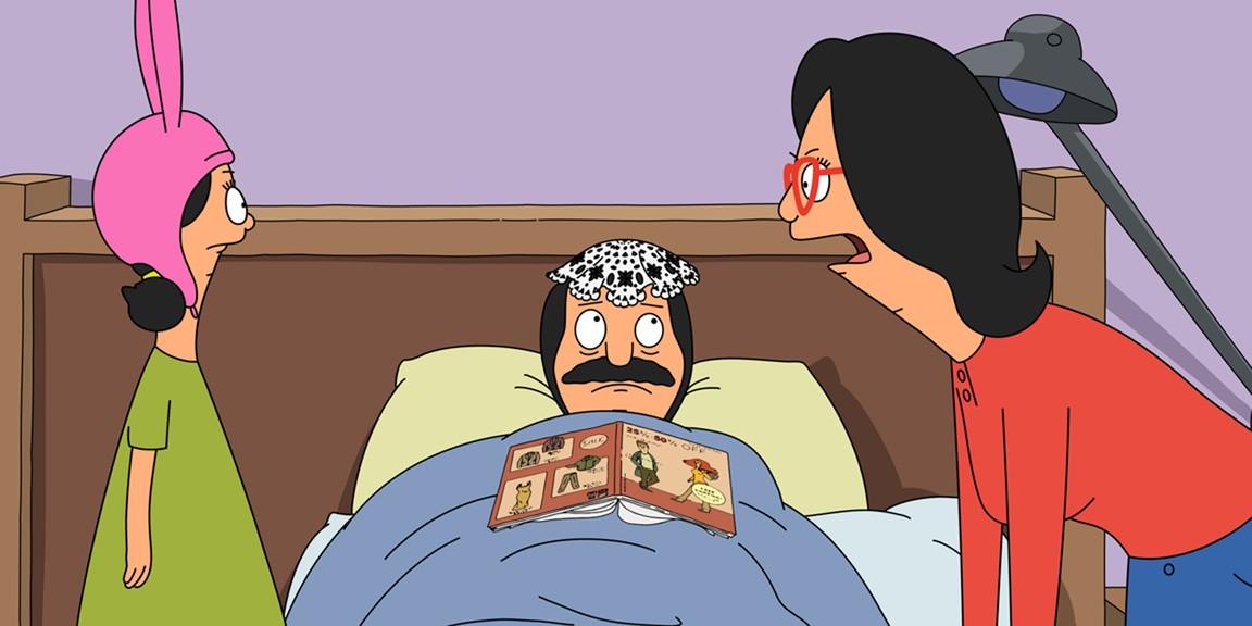 Bob's Burgers - Season 3 Episode 10: Mother Daughter Laser Razor