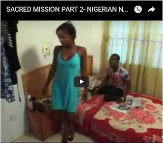 Video: Have You Watch This Latest Nollywood Film? They Did it Live on Screen (18+)