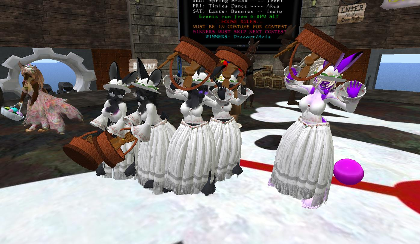 Second Life Newser: Rita Mariner and the Sawyer Squad
