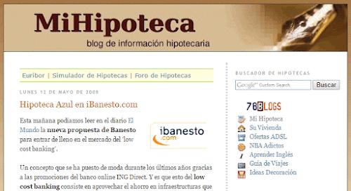 Blog Mi Hipoteca