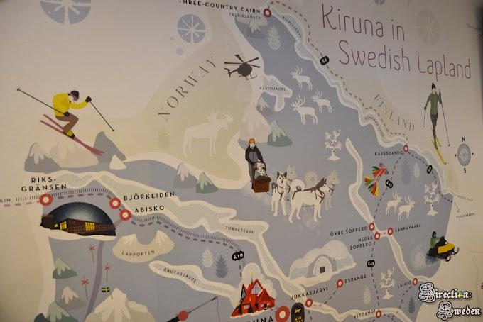 Kiruna & Abisko - praktycznie i finansowo