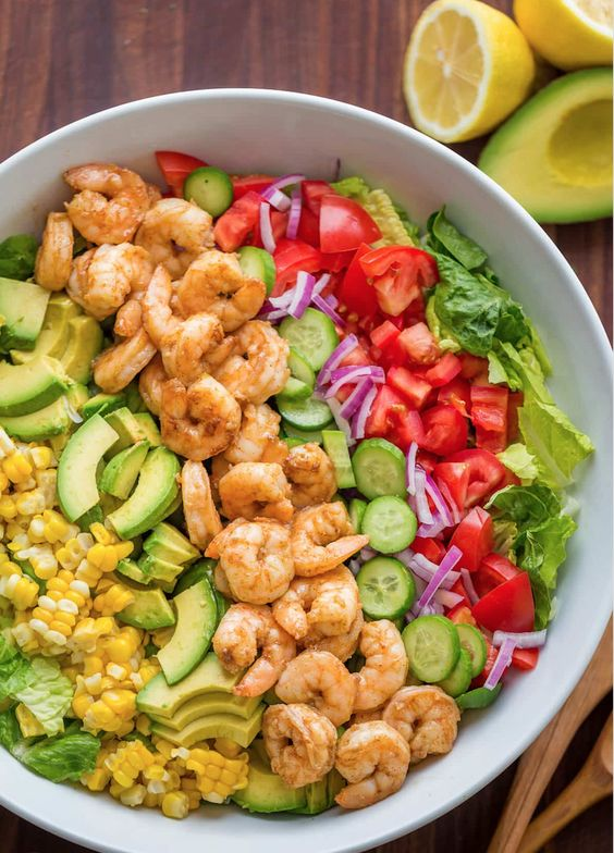 I was looking for some yummy summer salad recipes and I thought I would share my favorites with you all in case you wanted to treat yourself. Whether you like fruit in your salad, only veggies, no dressing, homemade dressing, there's a recipe in this post for you. These are The Best Salad Recipes For Summer, and I hope you enjoy them!