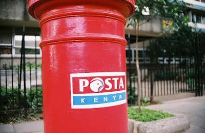 postal codes in kenya