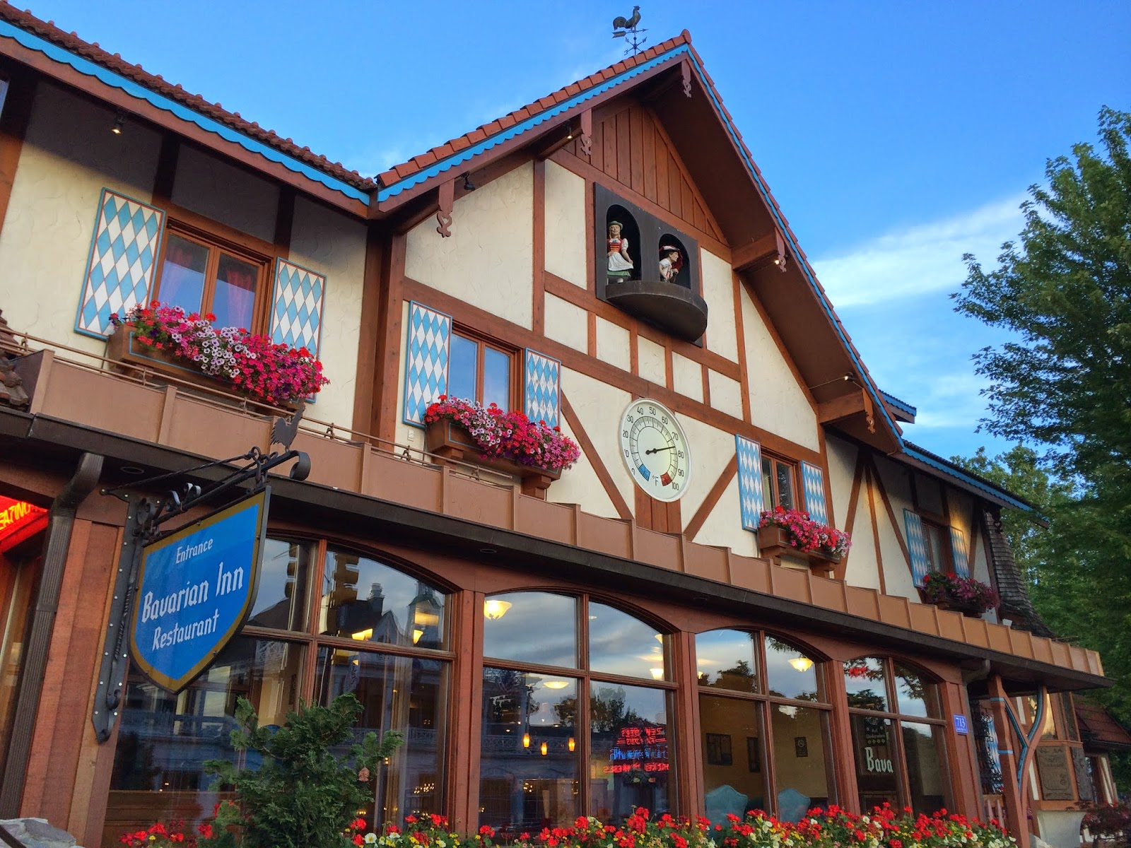 Bavarian Inn Restaurant Frankenmuth, Michigan