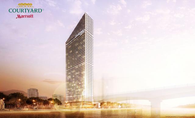 Phối cảnh căn hộ Marriott Đà Nẵng