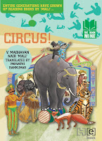 Books: Circus by V Madhavan Nair Mali translated by Parvathi Ramkumar (Age: 12+ Years)