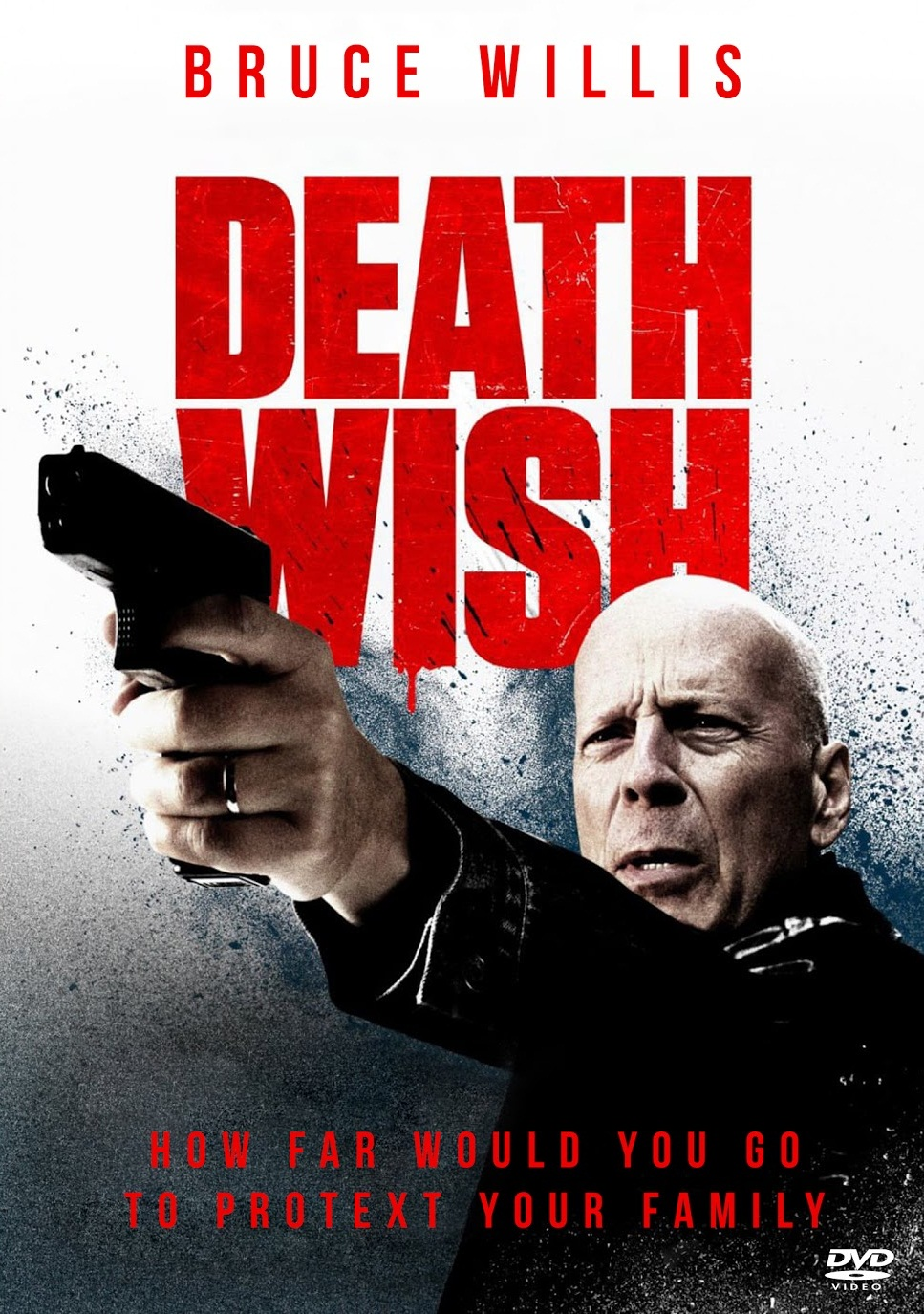 Death Wish [2018] [DVDR] [NTSC] [CUSTOM HD] [Latino]