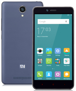 Cara Flash Xiaomi Redmi Note 2 Dengan Recovery Update