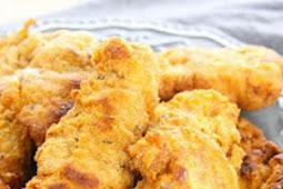 Crispy Keto Chicken Tenders Recipes