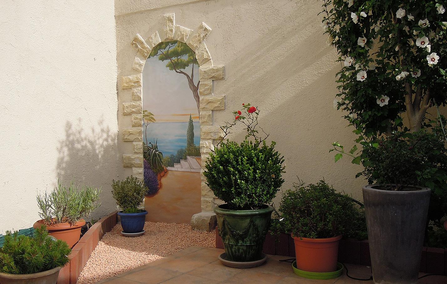 le blog belmon d co nos r alisations en ext rieur jardins terrasses et v randa. Black Bedroom Furniture Sets. Home Design Ideas