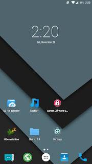 Cyanogenmod 12.1 cubix cube 2 screenshot 1