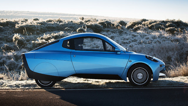 The Riversimple RASA