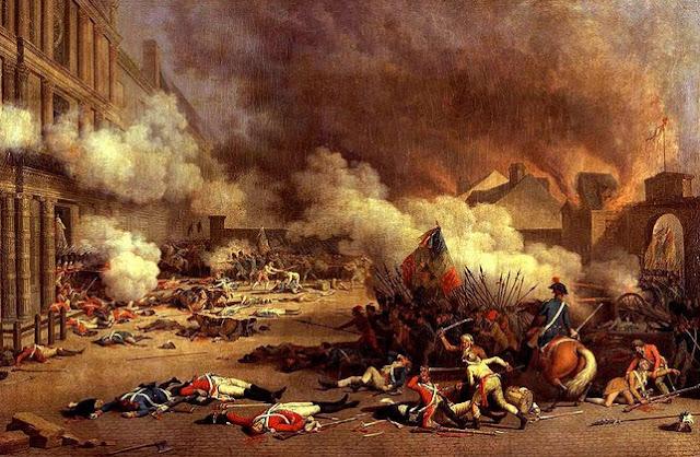 Kronologi Sejarah Revolusi Perancis