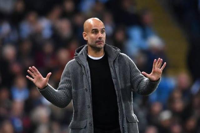مدرب مانشستر سيتي يعلق على خروج ريال مدريد من دوري الأبطال