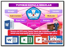 Tupoksi (Tugas Pokok dan Fungsi) Kepala Sekolah Revisi Terbaru