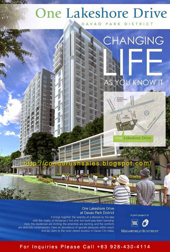 One Lakeshore Drive | Edge Davao Newspaper