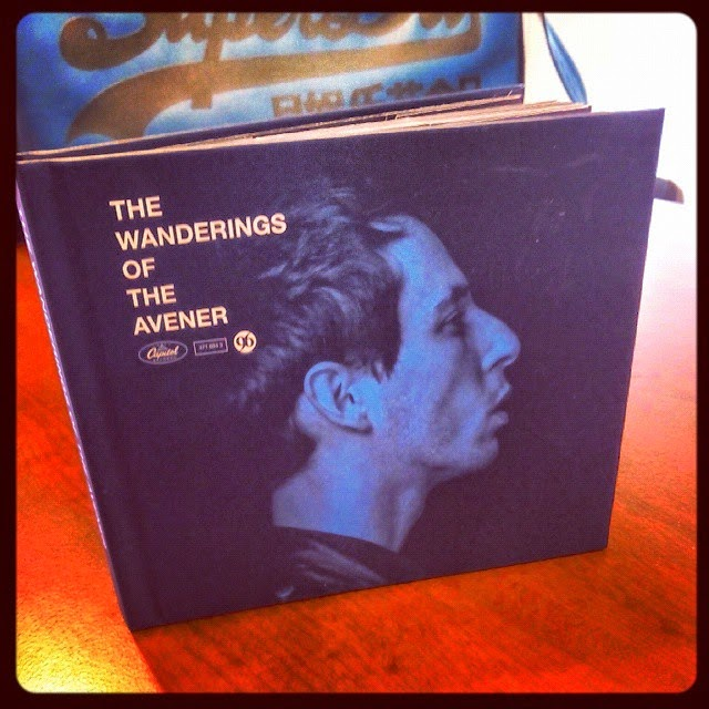 The wanderings of The Avener  album cd