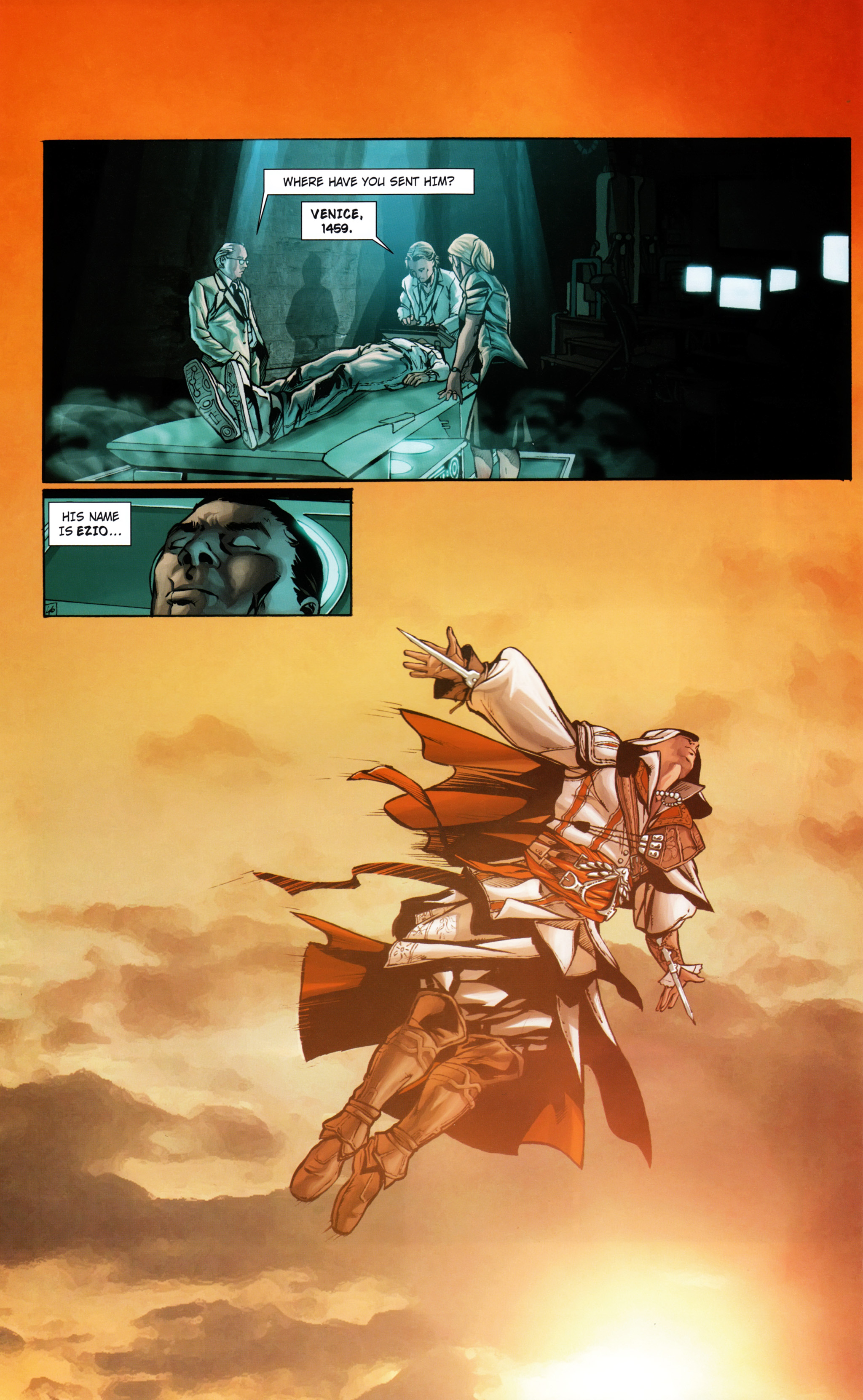 Read online Assassin's Creed (2012) comic -  Issue #1 - 52