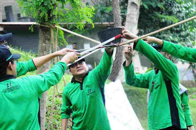 Paket Outbound One Day