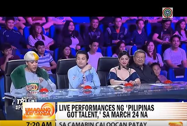 Angel Locsin Has A Piece Of Advice To Her Fellow PGT Judges