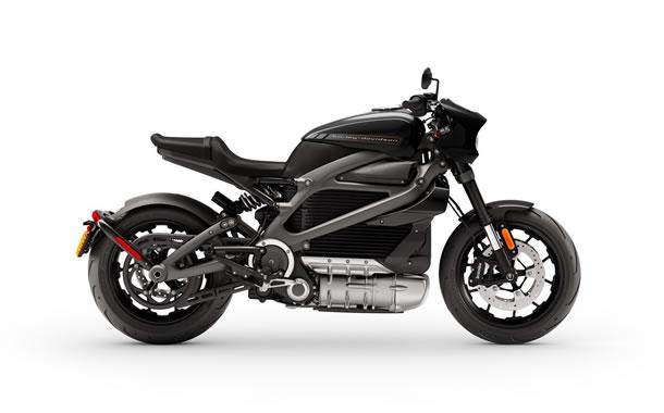 Motocicleta Eléctrica LiveWire 2019
