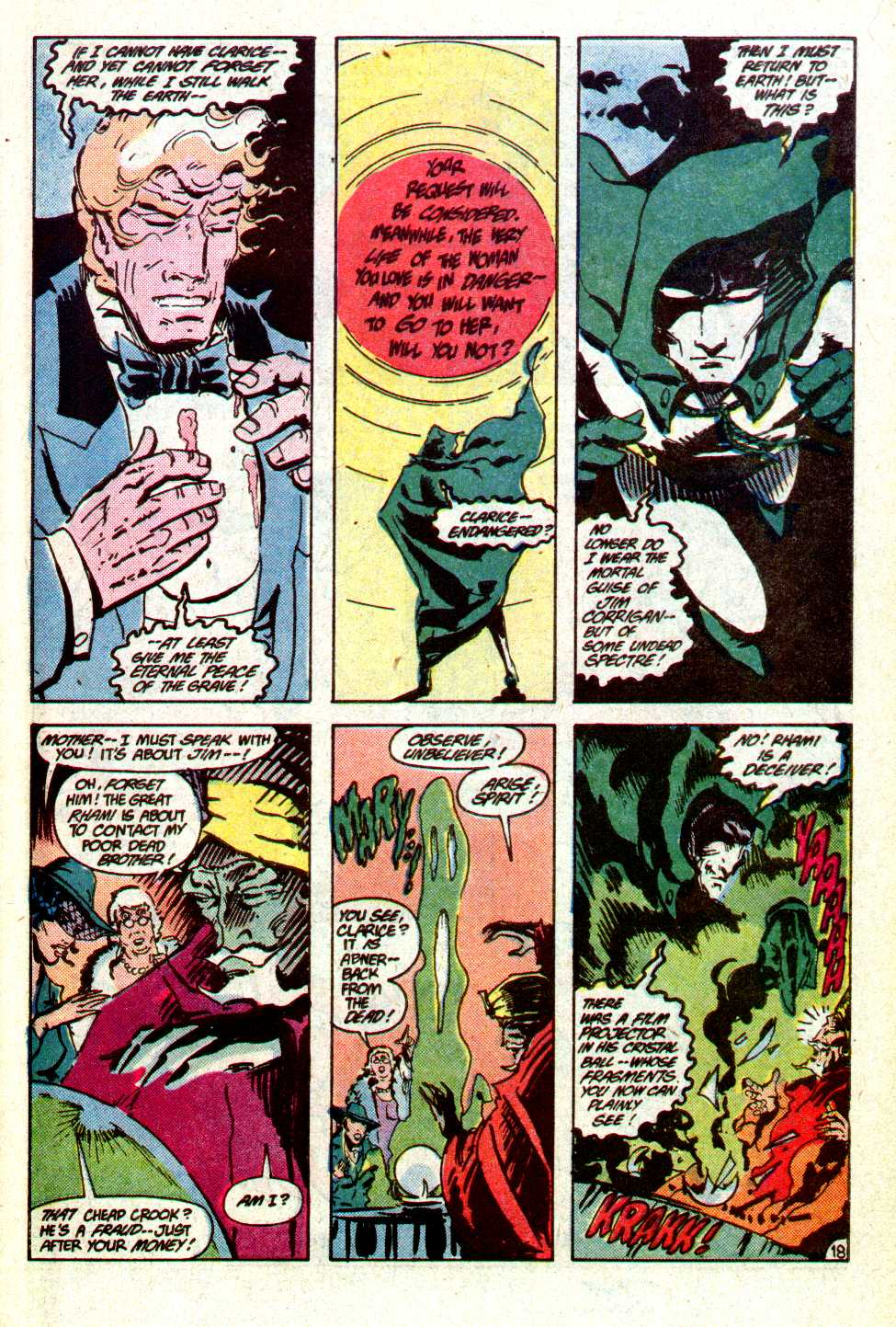 Read online Secret Origins (1986) comic -  Issue #15 - 40