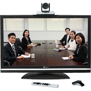 Sử dụng hệ thống giải pháp hội nghị truyền hình Polycom Group Series