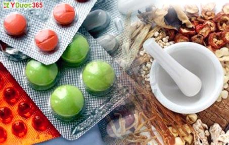 Bệnh viêm amidan hốc mủ nên uống thuốc gì ?