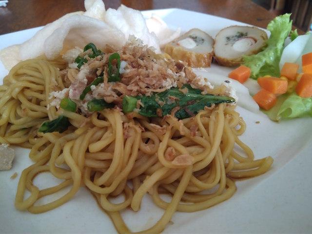Mie Goreng Galileo Cafe Tarakan