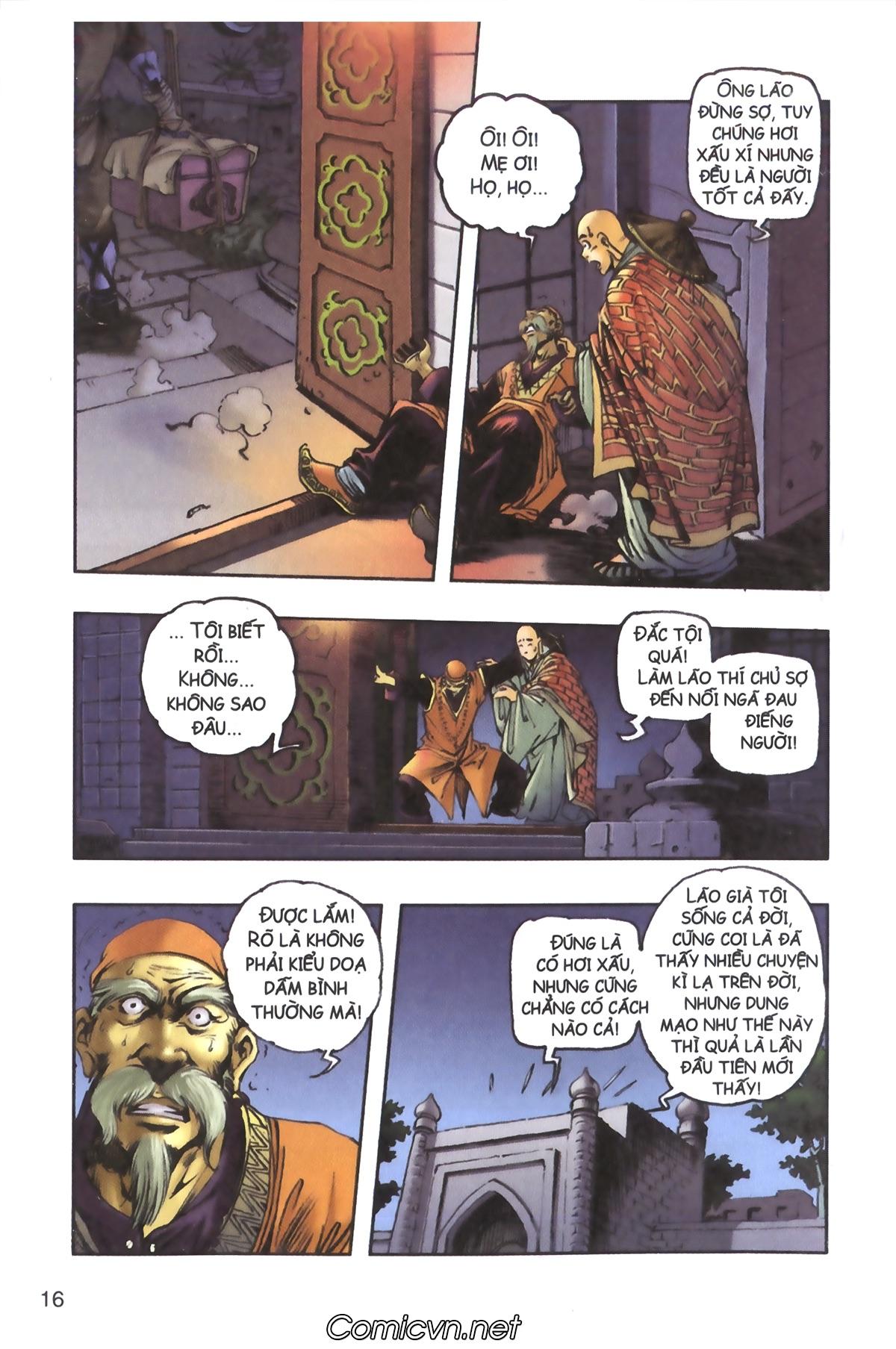 Tây Du Ký màu - Chapter 91 - Pic 16