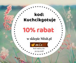 Kupon rabatowy w sklepie Mixit.pl