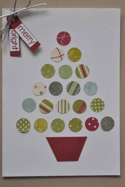 15 easy paper christmas craft ideas holidays blog for you for Craft supplies for card making