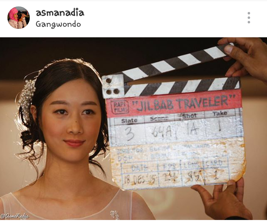 Film Jilbab Traveler: Love Sparks in Korea