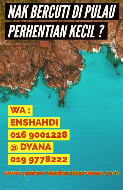 Pakej Company Trip Pulau Perhentian