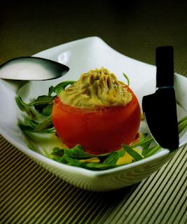Thermomix cocina: Paté de berenjenas