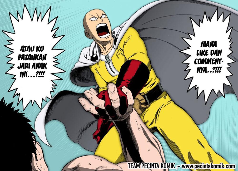 Baca Manga One Punch Man Chapter 51 Bahasa Indonesia