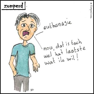 Zomperd - Euthanasie
