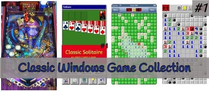 Παίξτε δωρεάν ιστορικά Windows Games στο κινητό σας (Μέρος Α)